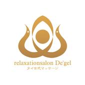 relaxationsalon De・gel icon