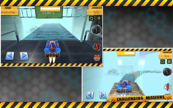 Impossible Track Car Stunts 3D screenshot 3