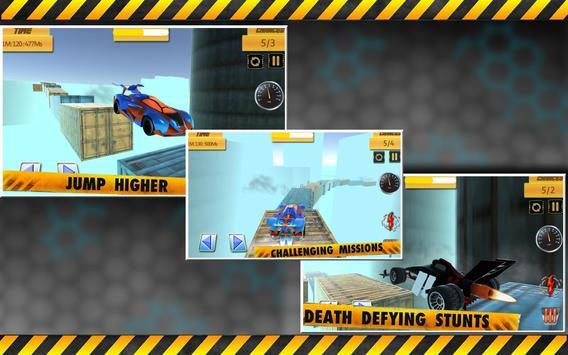 Impossible Track Car Stunts 3D screenshot 1