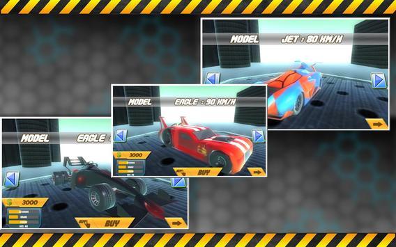 Impossible Track Car Stunts 3D screenshot 2