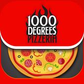 1000Degress Pizzeria icon