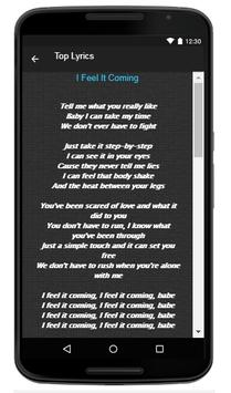Daft Punk Song & Lyrics apk screenshot