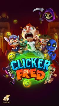 Clicker Fred poster