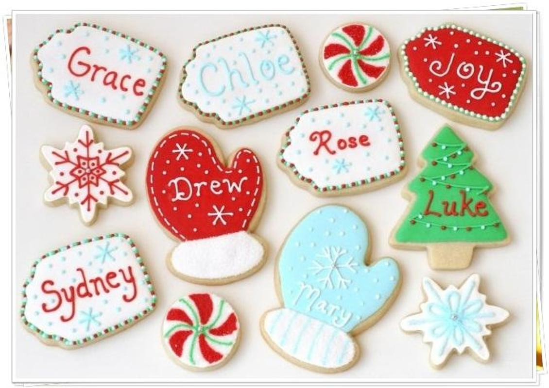 Colorful Christmas Cookie Idea For Android Apk Download