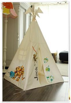 DIY Tent Camp for Children screenshot 4