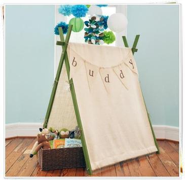 DIY Tent Camp for Children screenshot 11