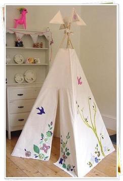DIY Tent Camp for Children screenshot 2