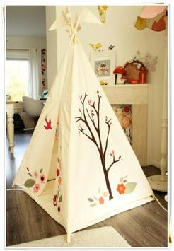 DIY Tent Camp for Children screenshot 3