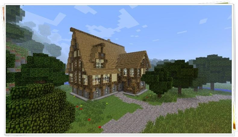 Home Minecraft Idea And Layout For Android Apk Download