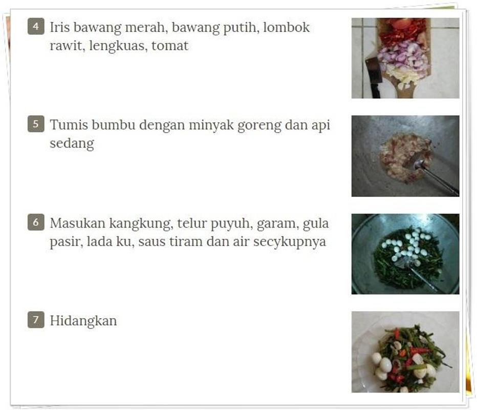 Popular nusantara food recipes apk download free lifestyle app for popular nusantara food recipes apk screenshot forumfinder Image collections