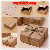 New Recycled Paper Box Idea icon