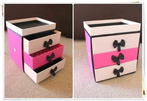 New Recycled Paper Box Idea screenshot 11