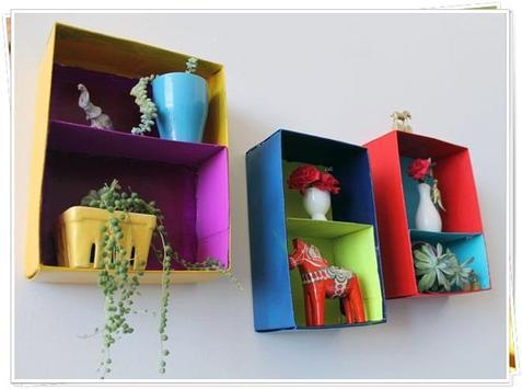 New Recycled Paper Box Idea screenshot 9