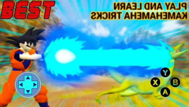 Hint Super Goku Xenoverse Jungle apk screenshot