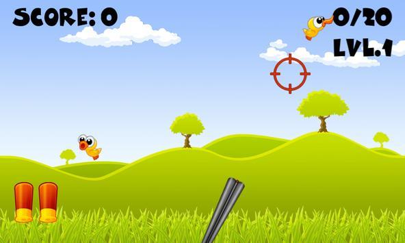 Tembak Bebek apk screenshot