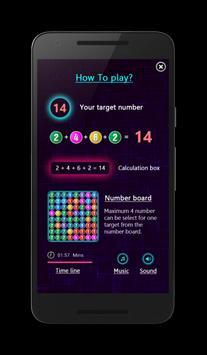 Target Number apk screenshot
