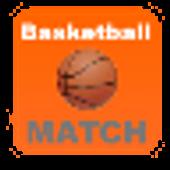 Basketball Match icon