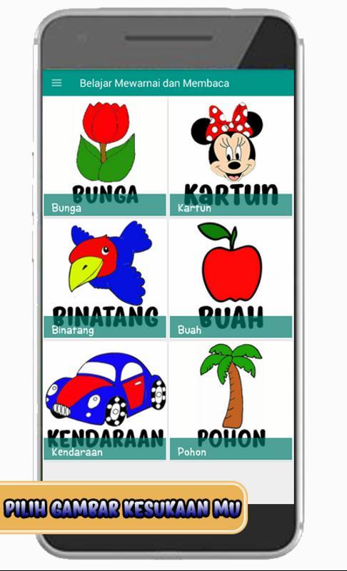 Belajar Mewarnai Untuk Anak For Android Apk Download