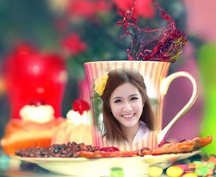 Coffee Mug Frame poster