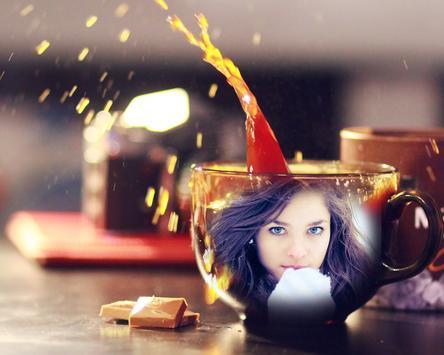 Coffee Mug Frame apk screenshot