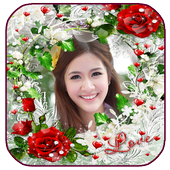 Flowers Photo Frame icon