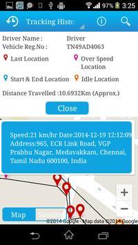 Deemsys GPS screenshot 3