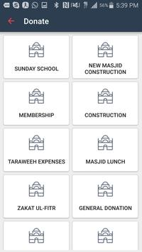 Masjid Connect Demo screenshot 4