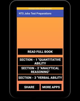 NTS Jobs Test Preparation:NTS MCQs:GRE-GAT Solved screenshot 9