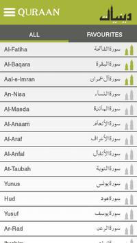 Quraan-E-Karim (11 Lines) apk screenshot