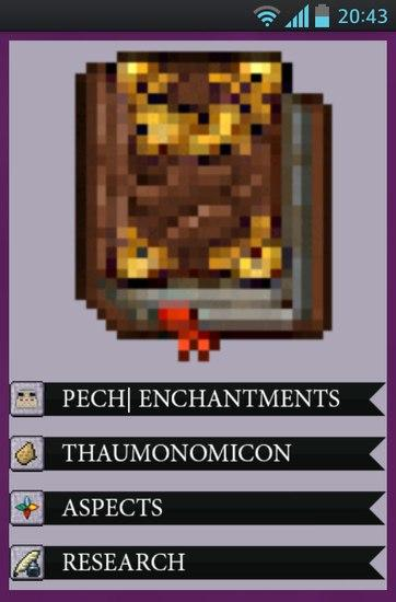 Mine ThaumCraft for Android - APK Download