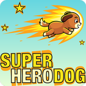 Super Hero Dog icon