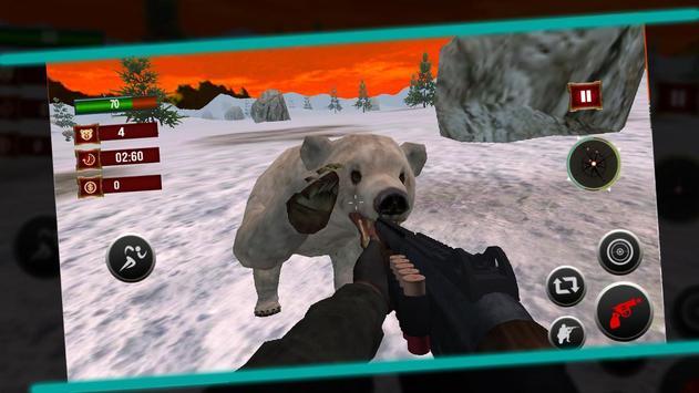 Snow Bear Hunter screenshot 4