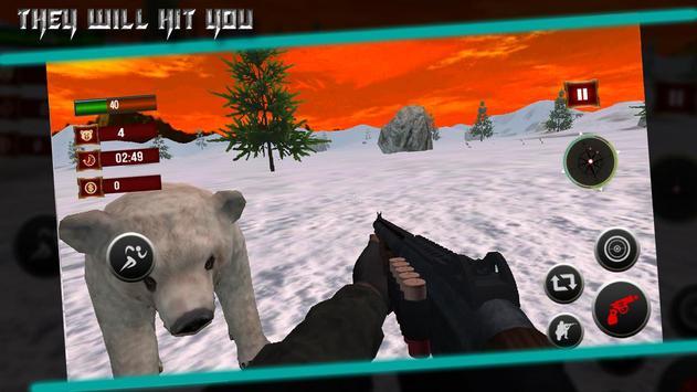 Snow Bear Hunter screenshot 8