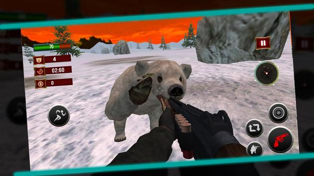 Snow Bear Hunter screenshot 10