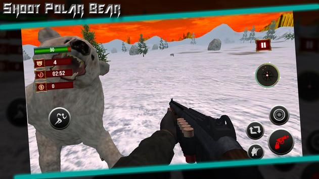 Snow Bear Hunter screenshot 1