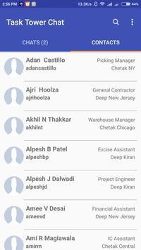 TaskTower Chat apk screenshot