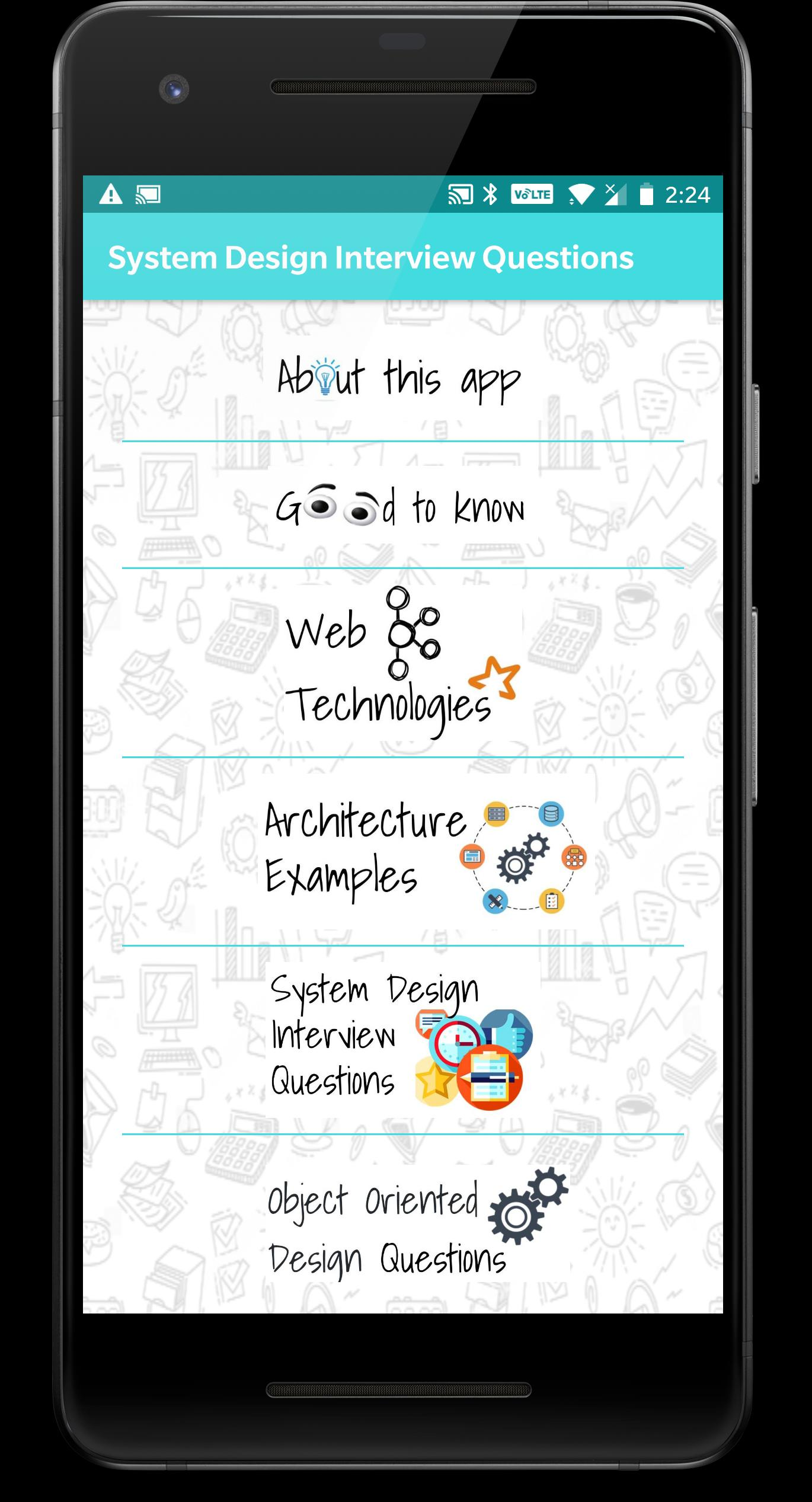 System Design Interview Questions for Android - APK Download