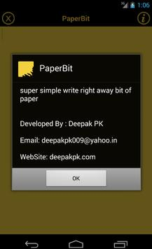 PaperBit apk screenshot