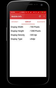 Mobile Info screenshot 4