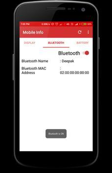 Mobile Info screenshot 5