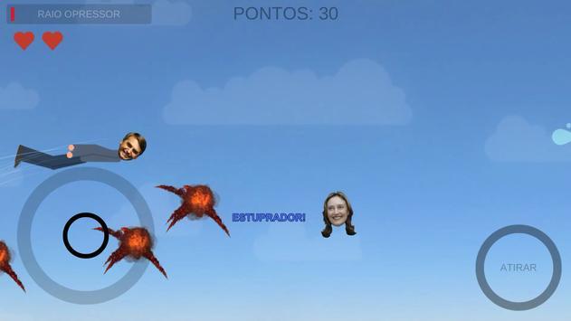 Bolsonaro Voador apk screenshot