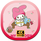 My Melody Wallpapers sanrio HD icon