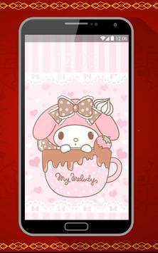My Melody Wallpapers sanrio HD screenshot 3