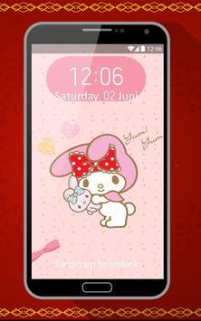 My Melody Wallpapers sanrio HD screenshot 1