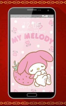 My Melody Wallpapers sanrio HD screenshot 2