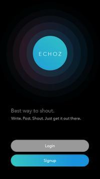 Echoz poster