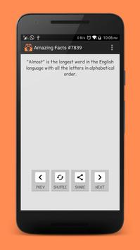 Amazing Facts (11000+) apk screenshot