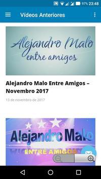 Alejandro Malo screenshot 5