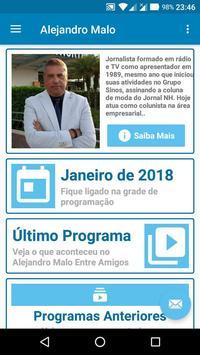 Alejandro Malo screenshot 1