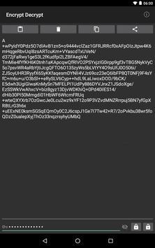 Encrypt Decrypt apk screenshot